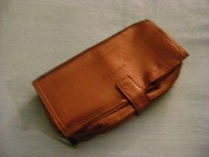 trousse maquillage chocolat A