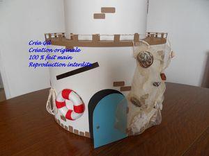 Urne phare Créa Gil2