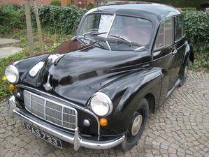 Morris Minor Serie II Saloon 1953