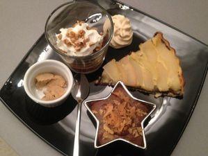 Dessert gourmand creamylicious - Recette de mini dessert gourmand ...