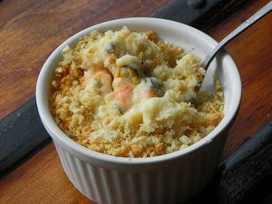 Cassolette moules crevettes 2