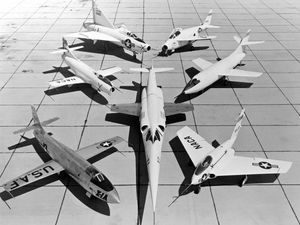 NASA-FLEET-X Family