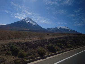 Route Chili - Argentine (1)