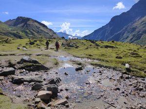 Trek Salkantay - 2ème jour (101)