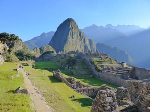 Trek Salkantay - 5ème j - Machu Picchu (18)