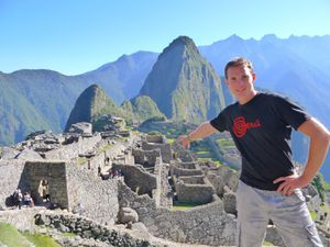 Trek Salkantay - 5ème j - Machu Picchu (57)