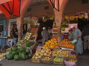 marchands de légumes