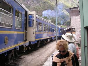train Machu]