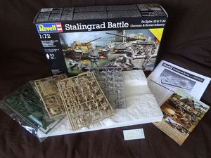 Revell 03189 - Stalingrad battle - 28