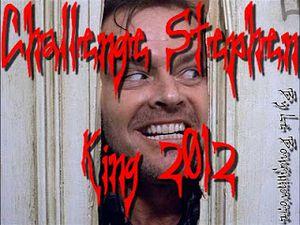 challenge stephen King 2012