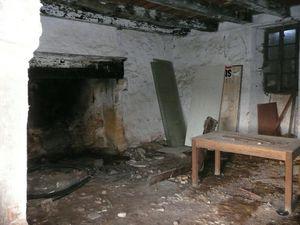 Les Ruines - cuisine