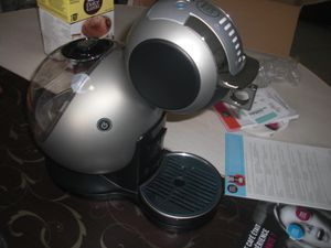 mon exp rience dolce gusto ma cosm tosph re. Black Bedroom Furniture Sets. Home Design Ideas