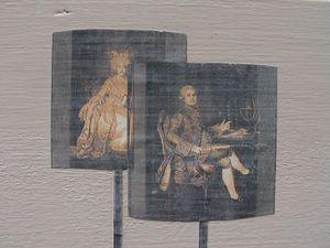 Hackenleiste Barock, Lampenschirm
