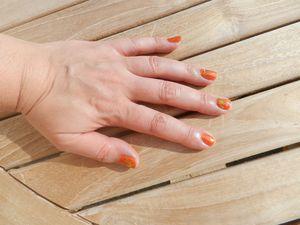 fiery orange 009