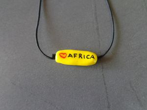 AFRICA4.10B/Collier LOVE AFRICA 5€