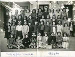 Chaulan 1940-1941