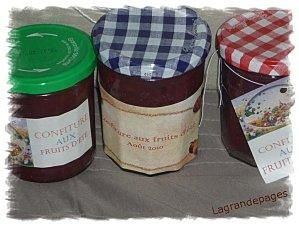 lagrandepages (confiture aux fruits d'été)