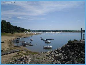 Lac Pareloup 02