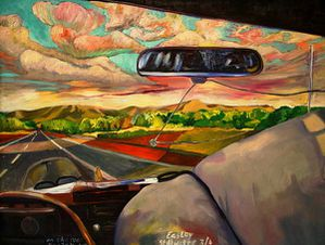 On-the-Road-New-Mexico-Christmas-Day-2004-Painting---Chris-.jpg