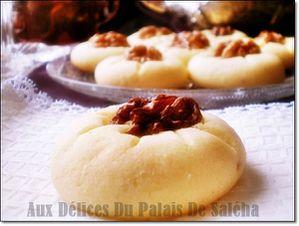 ghribia aux noix mantécaosP1010008