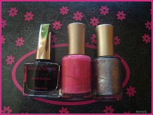 vernis french-argent