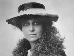 On August 27th, 1875, American biologist, suffragist, phila
