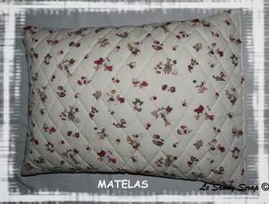 Lit Marie Matelas