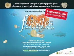 expo fossile 2012