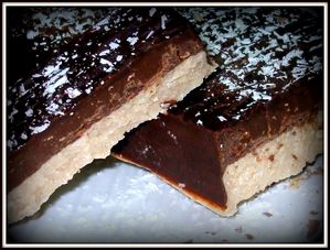 Turron duo de chocolates kit-kat
