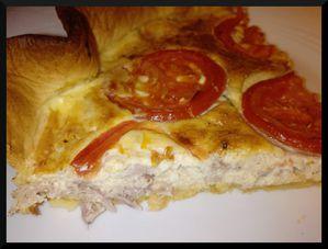 Tarte salée thon(1)