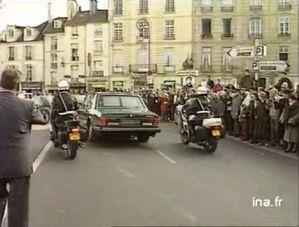 Le PRINCE CHARLES à Saint-Germain-en-Laye