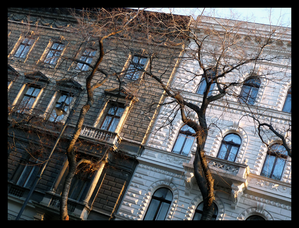 facade budapest