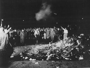 autodafe 11 mai 1933