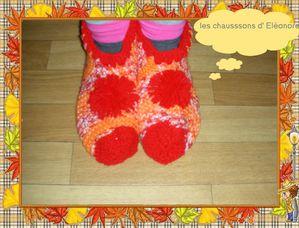 chaussons élé2