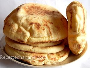 batbout pain a la poele