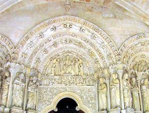 Bdx St Seurin porche 1