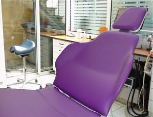 Siège de dentiste Rochefort sur Mer