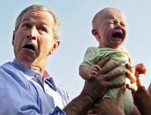 965-bush-scares-baby3
