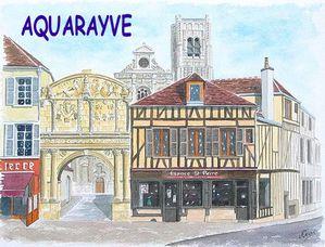 Auxerre St Pierre