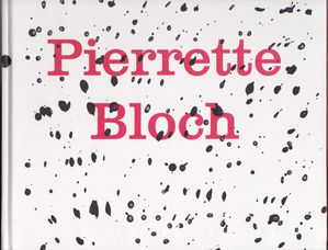 Bloch Pierrette
