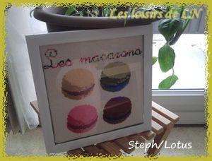 Les Macarons StephLotus