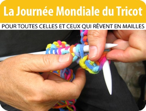 Journe mondiale du tricot
