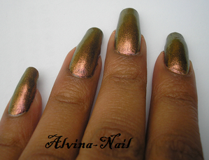 color club - wild and willing3, Alvina-Nail