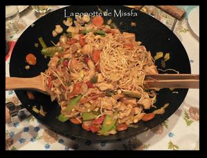 wok poulet légumes 2