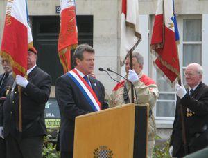 8 mai 2010 maire discours