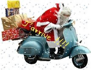 PERE NOEL SCOOTER