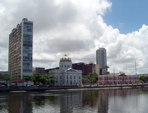 centre-ville Recife