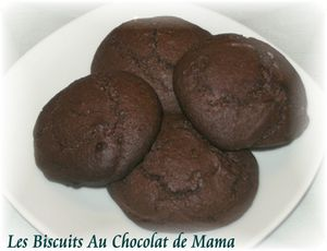 Biscuits choco 3