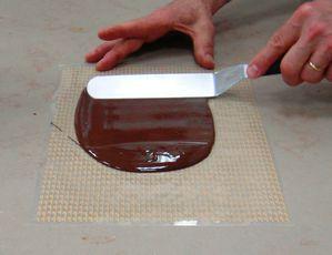 plaquettes chocolat réalisation