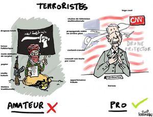 Terrorisme - USA et al-Qaïda